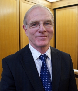 Warwickshire Police and Crime Commissioner Ron Ball