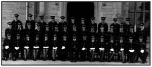Warwickshire Police Cadets 1966/67